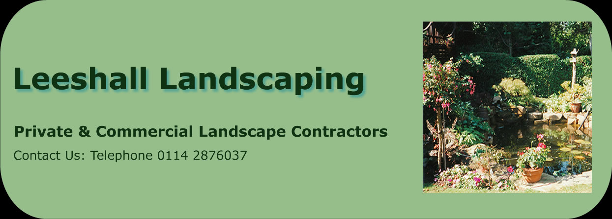 Landscaping fencing sheffield landscape contractors leeshall landscaping garden services sheffield workwithnaturefo